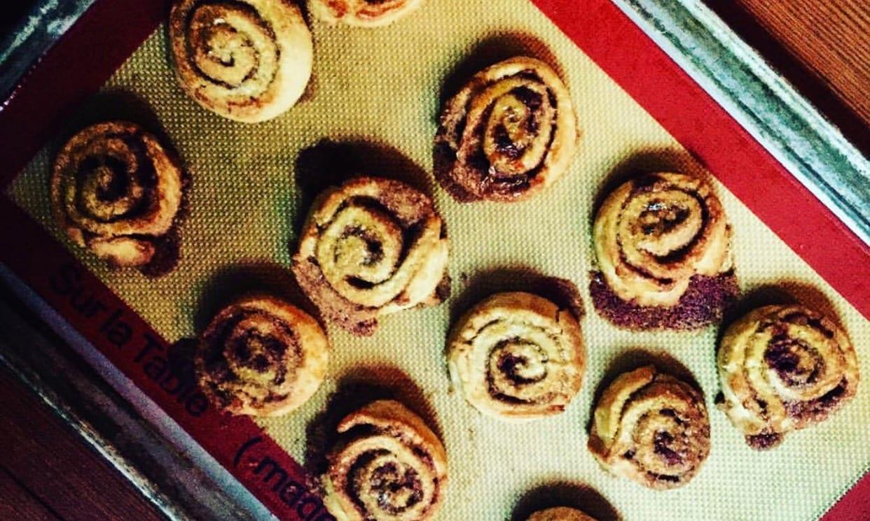 Cinnamon Rolls | Jessie Sheehan Bakes