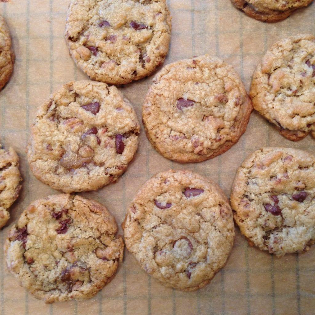 Jumbo Chewy Chocolate Chip Cookies   Jessie Sheehan Bakes