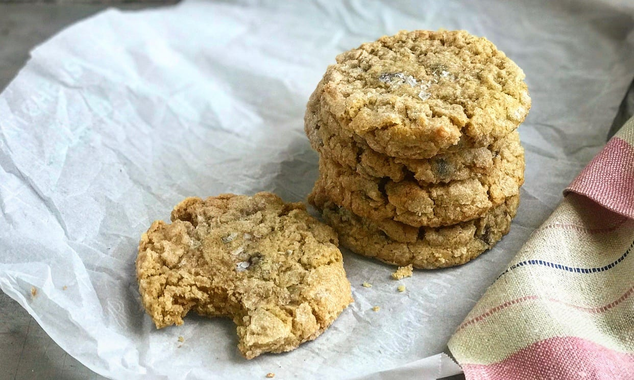 Peanut Butter Chocolate Chip Cookies Recipe   Jessie Sheehan Bakes