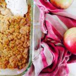 Apple Brown Betty | Jessie Sheehan Bakes