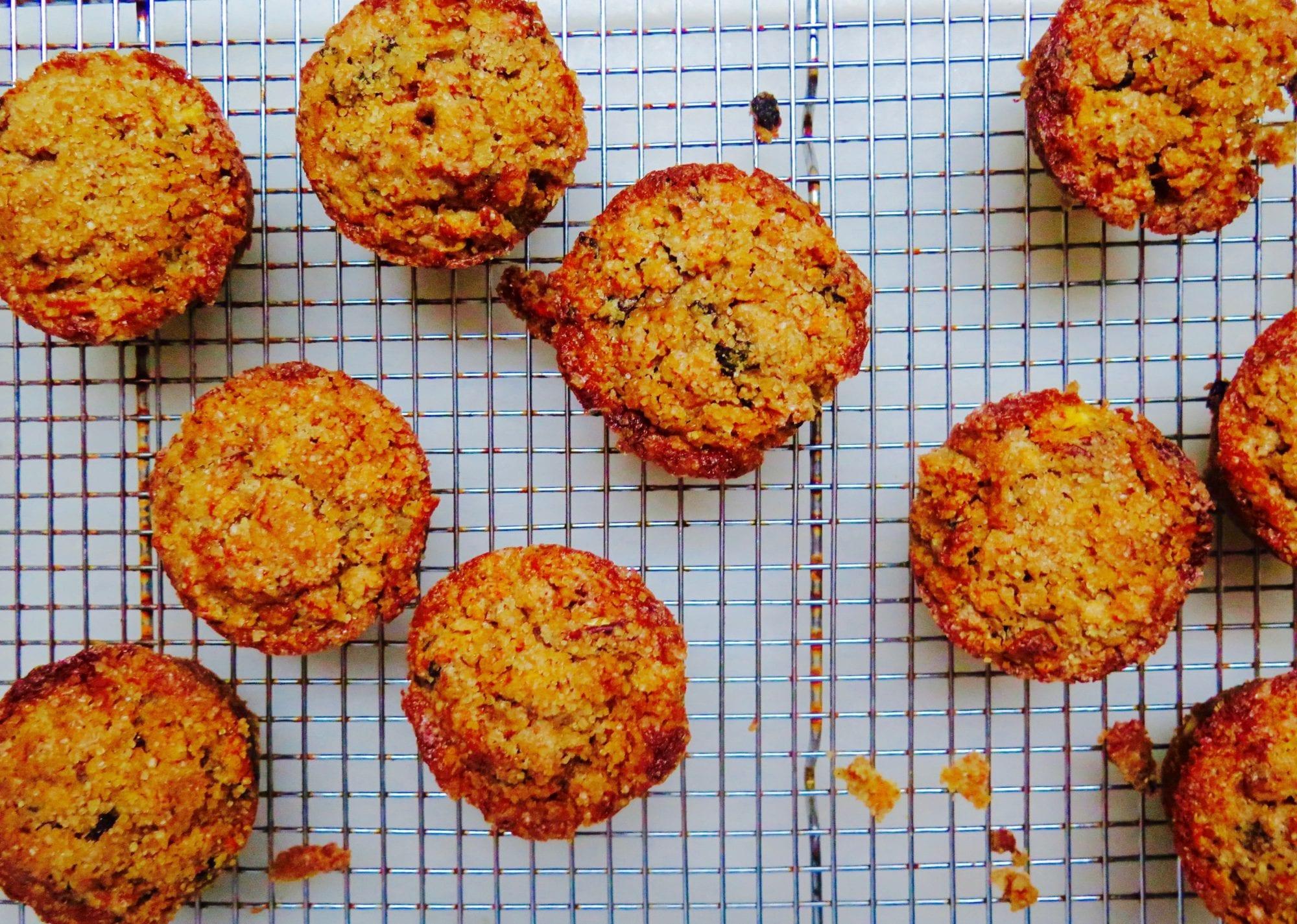 (good) morning glory muffins