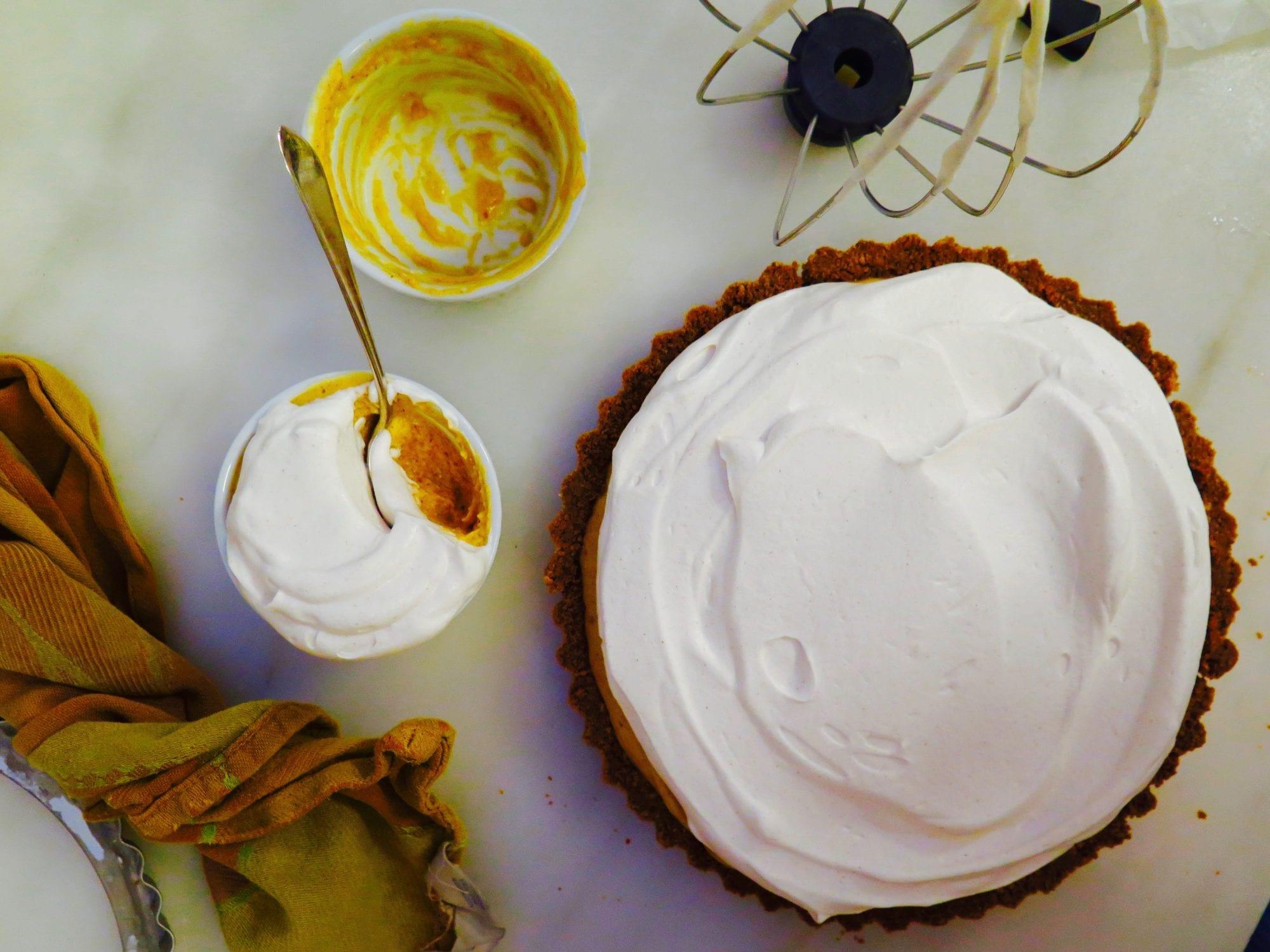 pumpkin mousse pie pumpkin honey mousse cake pumpkin chiffon mousse ...