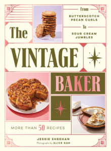 The Vintage Baker book cover