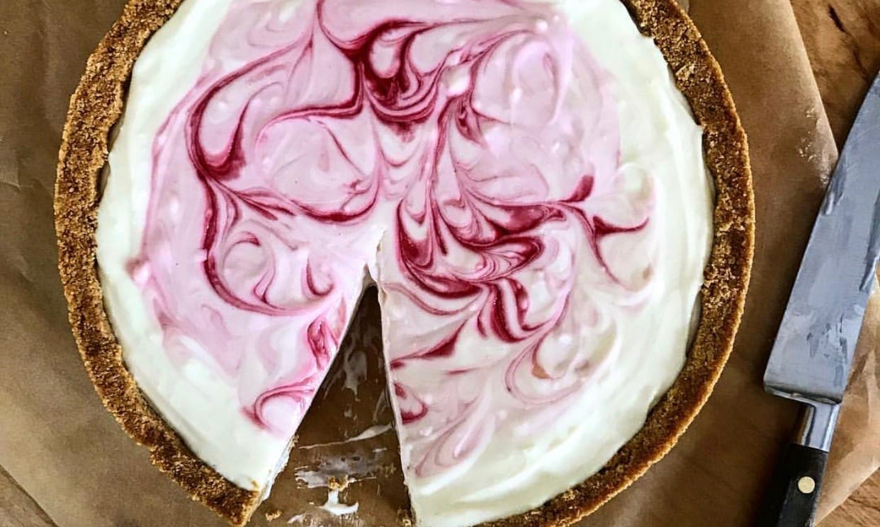 No-Bake Margarita Cheesecake | Jessie Sheehan Bakes