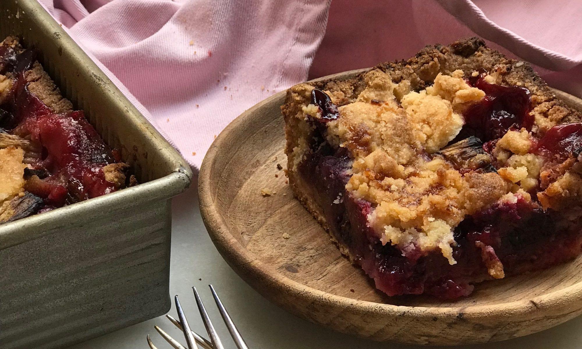 Easy-Peasy Mixed Berry Slab Pie | Jessie Sheehan Bakes