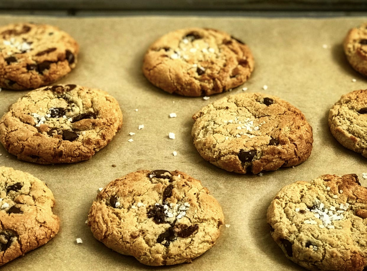 Sarah Copeland's Chocolate Chip Cookies for Modern Times   Jessie Sheehan Bakes