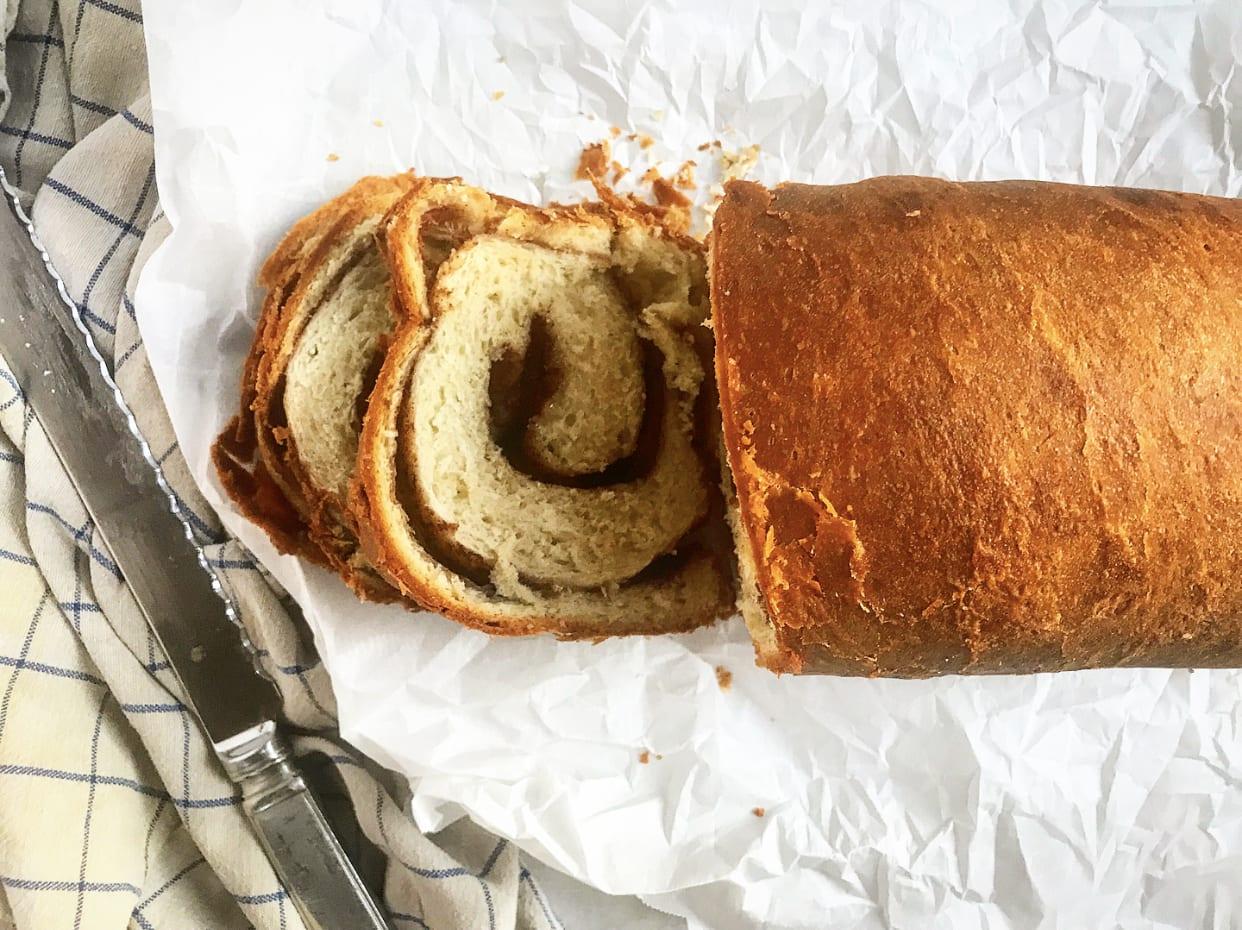 Cinnamon-Sugar Toast | Jessie Sheehan Bakes