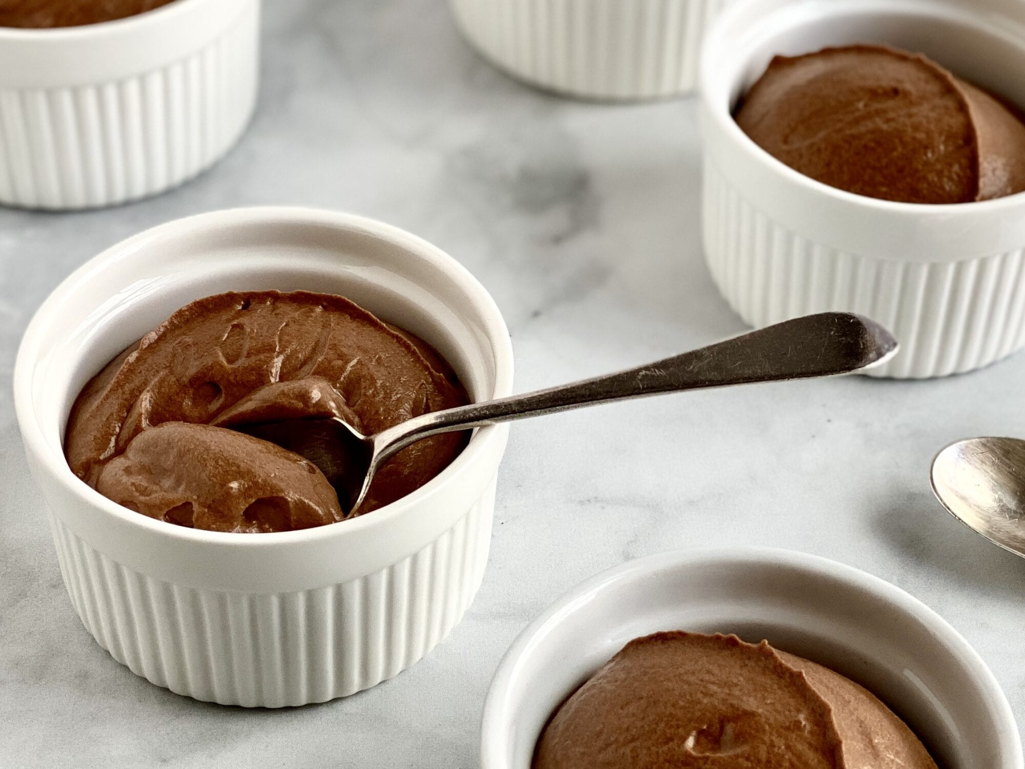 Easy Chocolate Mousse Recipe | Jessie Sheehan Bakes
