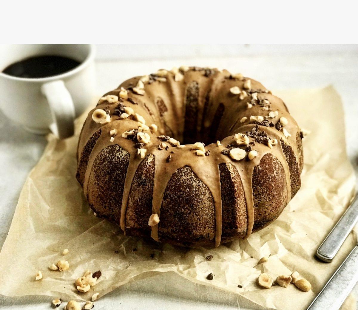 coffee bundt cake